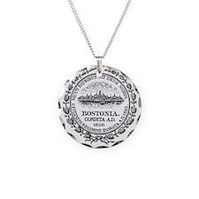 Boston Seal Necklace