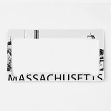 Massachusetts1 License Plate Holder