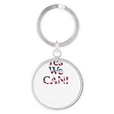 Repeal Replace ObamaCare Tee Round Keychain