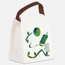 GreenReader4R Canvas Lunch Bag