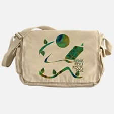GreenReader4R Messenger Bag