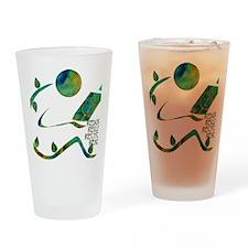 GreenReader4R Drinking Glass