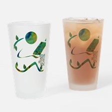 GreenReader4R Drinking Glass