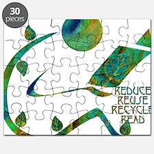 GreenReader4R Puzzle