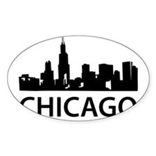 chicago1 Decal