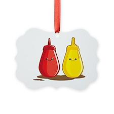 ketchup-mustard Ornament