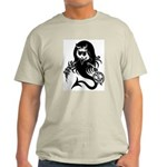 Demoness Ash Grey T-Shirt