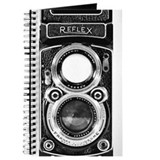 Camera Journals & Spiral Notebooks