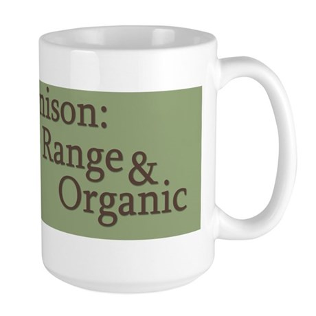 freeRangeOrganic5 Large Mug