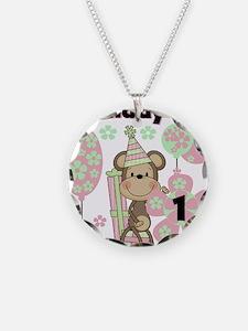 monkflower1 Necklace