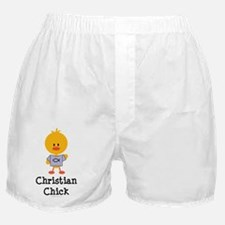 ChristianChick Boxer Shorts