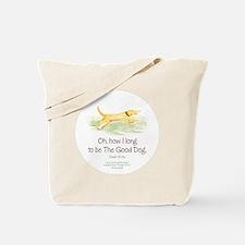 Good Dog-circle Tote Bag