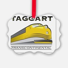 TAGGART TRANSCONTINENTAL Ornament