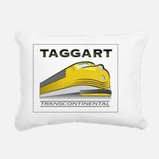 TAGGART TRANSCONTINENTAL Rectangular Canvas Pillow