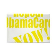 Repeal ObamaCare Now! Rectangle Magnet