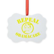 Repeal ObamaCare! Dr. Obama Ornament