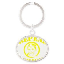 Repeal ObamaCare! Dr. Obama Oval Keychain