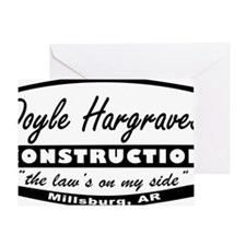 doyle-hargraves2.gif Greeting Card