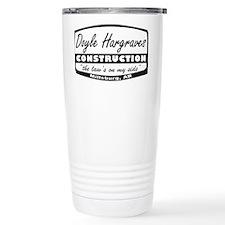 doyle-hargraves2.gif Stainless Steel Travel Mug