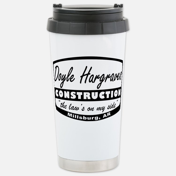doyle-hargraves2.gif Stainless Steel Travel Mug