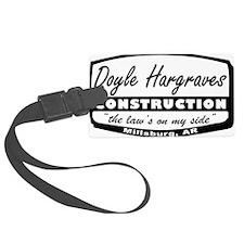 doyle-hargraves2.gif Luggage Tag