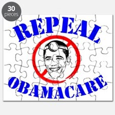 Repeal ObamaCare! Dr. Obama Puzzle