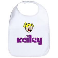 """Kailey"" Bib"