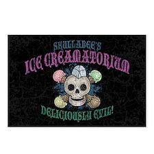 ice-creamatorium2-OV Postcards (Package of 8)