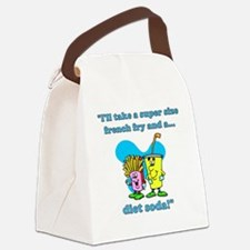 dietsoda Canvas Lunch Bag