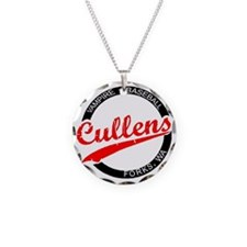 cullens vampire baseball For Necklace Circle Charm