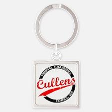 cullens vampire baseball Forks WA Square Keychain
