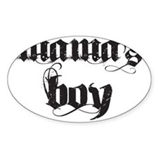 mamas boy Bumper Stickers