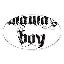 mamas boy Stickers