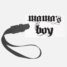 mamas boy Luggage Tag