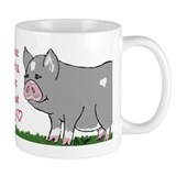 Pig Standard Mugs (11 Oz)