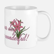 PinkTulipsInside2 Mug