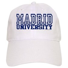 MADRID University Baseball Cap