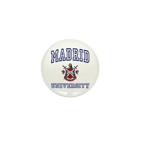 MADRID University Mini Button (100 pack)