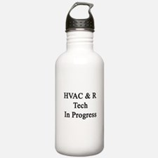 HVAC & R Tech In Progr Water Bottle