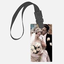 WEDDING COUPLE Luggage Tag