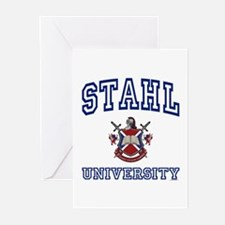 STAHL University Greeting Cards (Pk of 10)