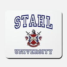 STAHL University Mousepad