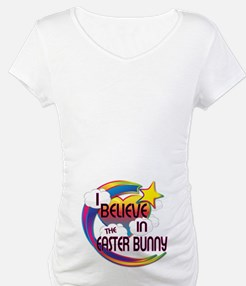 I Believe In The Easter Bunny Cute Believer Desi M
