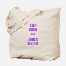 Join a union Tote Bag