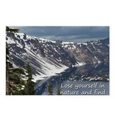 Mousepad - Lose yourself  Postcards (Package of 8)
