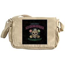 ice-creamatorium2-BUT Messenger Bag