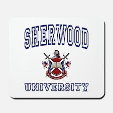 SHERWOOD University Mousepad