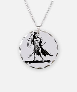Shield_and_Spear_by_KandyMan Necklace