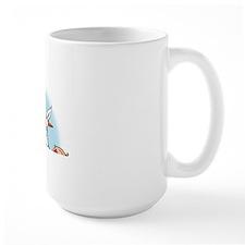 stork baby slov white 2 Mug