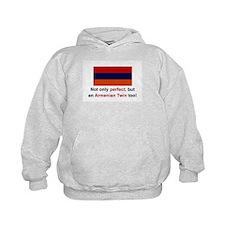 Perfect Armenian Twin Hoodie